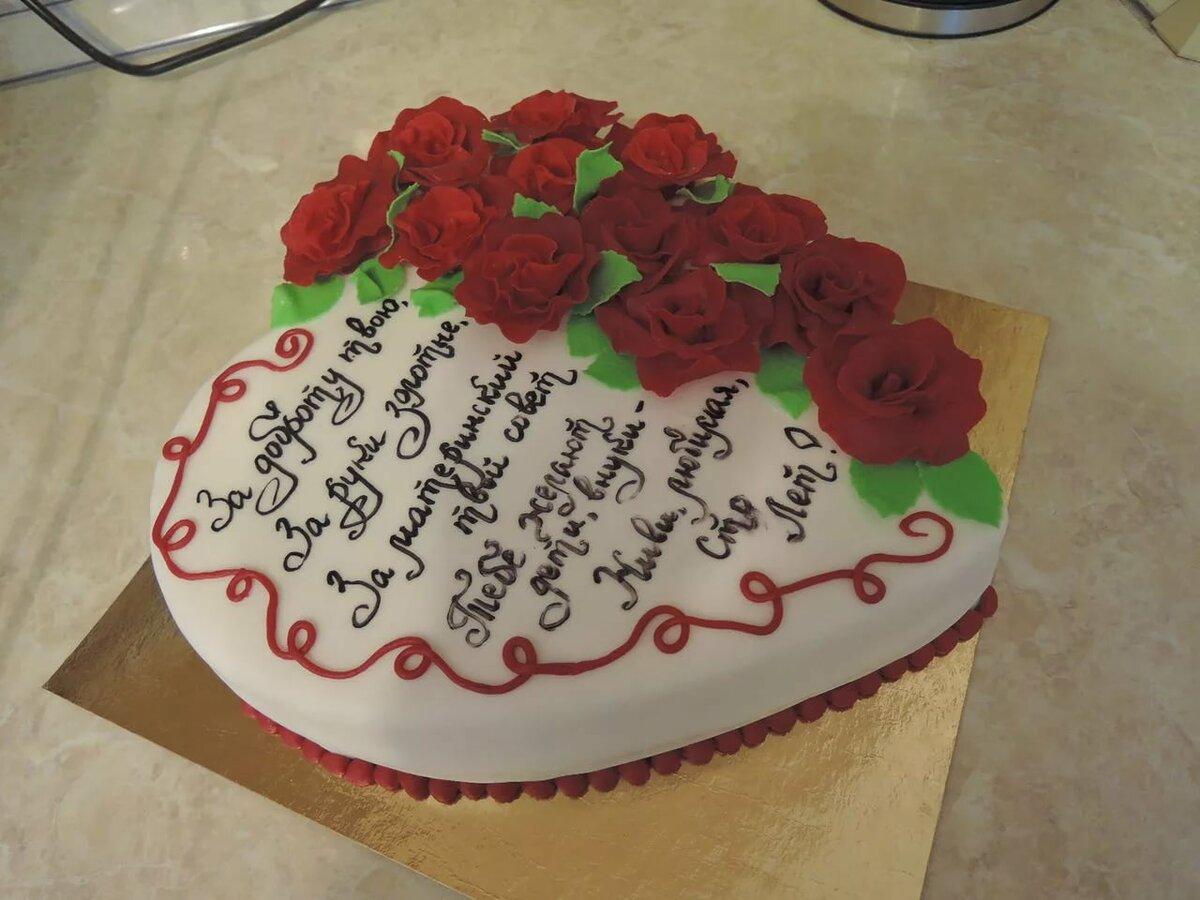 Картинки тортов на юбилей мамы