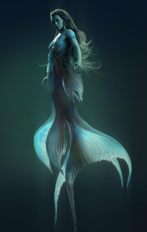 картинки мифических существ сирена начала работы