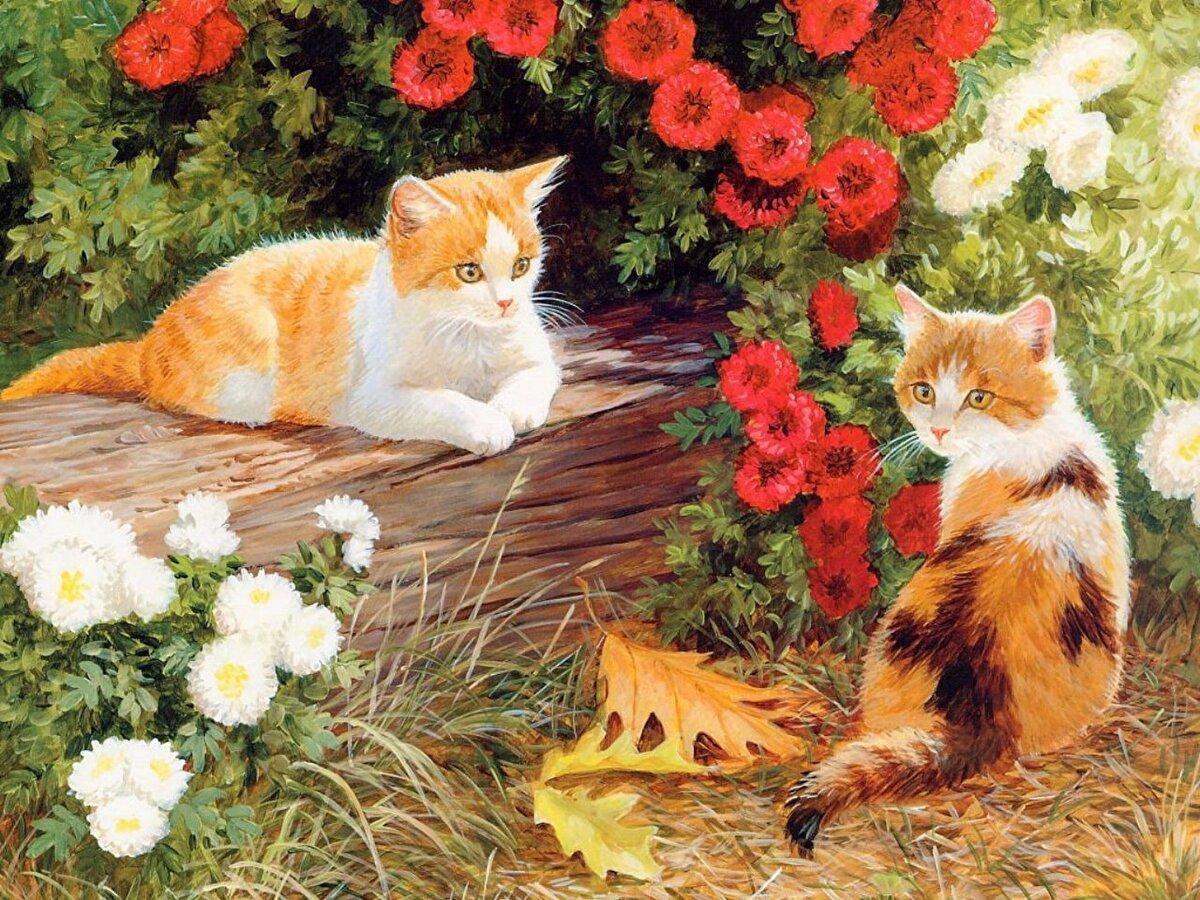 Днем рождения, музыкальные открытки с природой и животными красивые