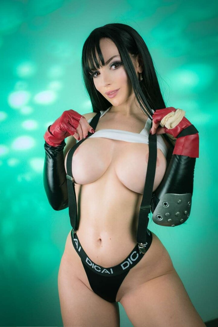 Hot Cosplay Girl Mea Lee Is Ready To Kick Ass With Her Body Digital Playground 1