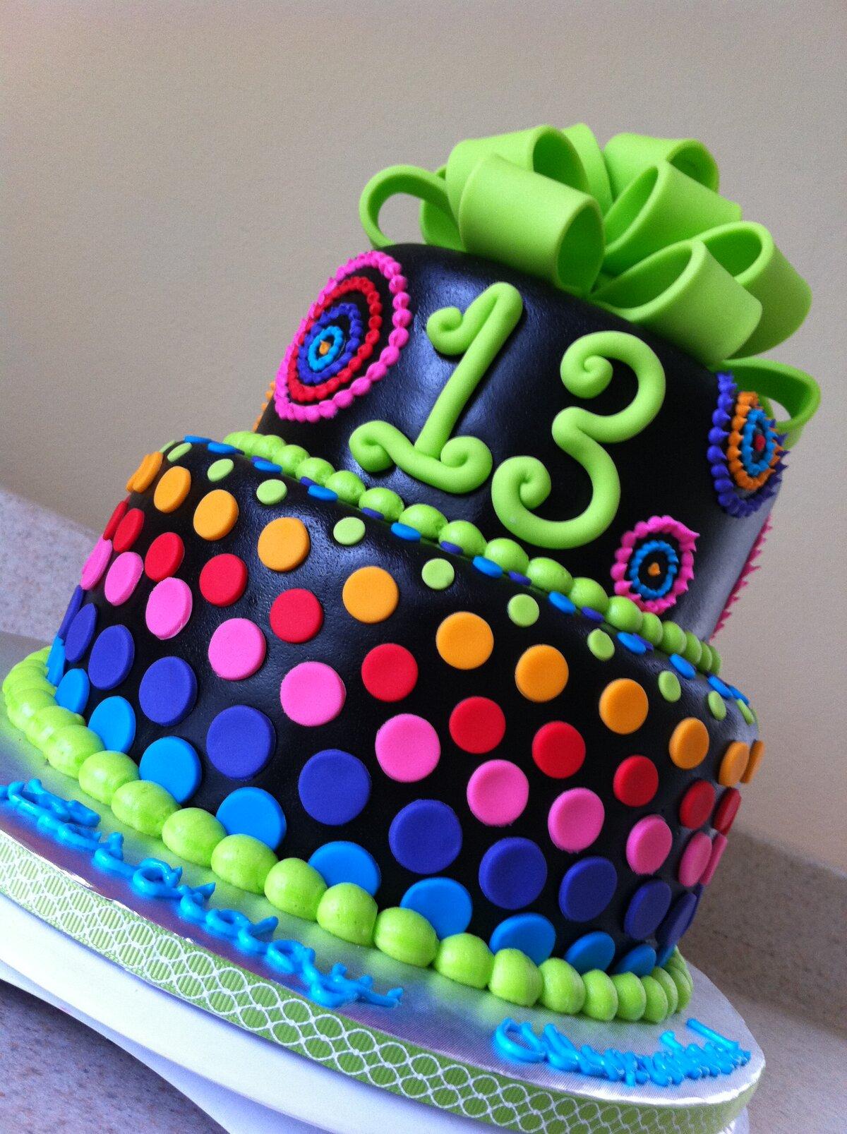 Картинка с днем рождения девочке на торт