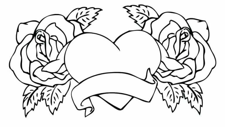 Картинки надписями, розы открытки раскраска