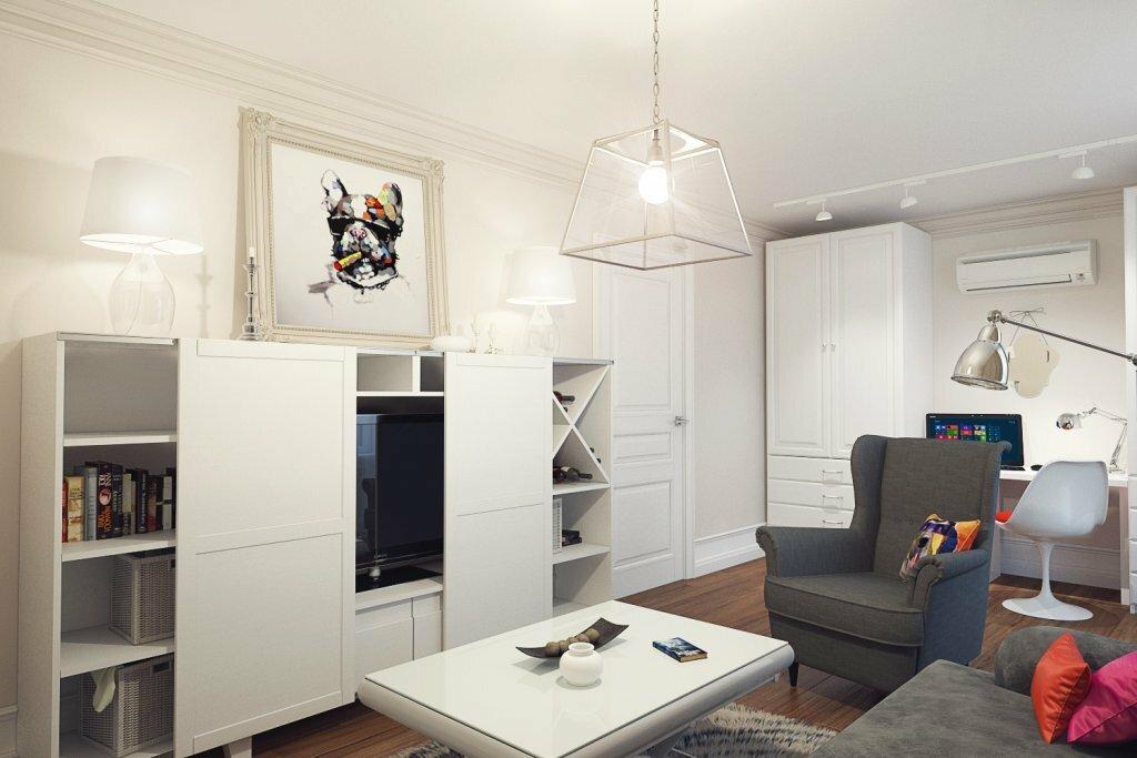 дизайн квартир с мебелью икеа фото хвостом обладателей