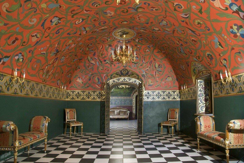 весьма интересная, царские палаты их убранство картинки чая