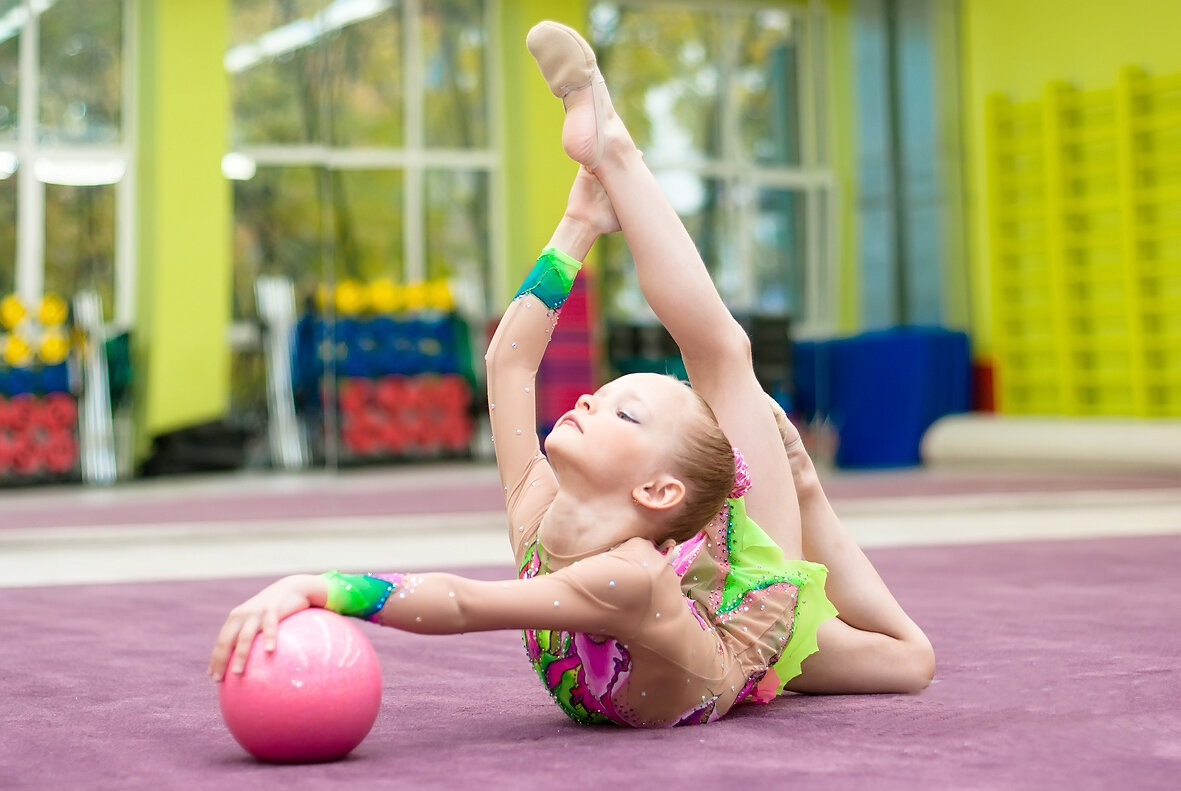 Гимнастика у детей картинки