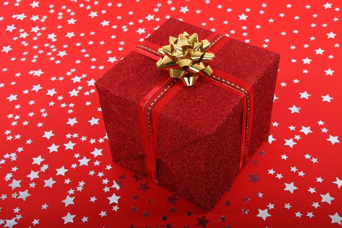 Открытки с подарочной коробкой, музыкальная