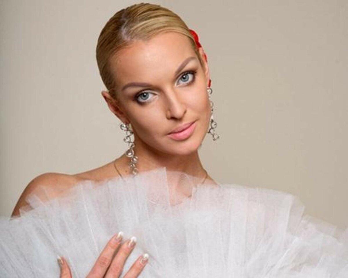 Известная русская балерина блондинка #10