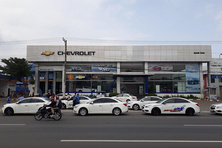 """CHEVROLET NAM HẢI - CHEVROLET BÀ RỊA - CHEVROLET VŨNG TÀU  Đại lý Chevrolet Nam Hải tọa lạc tại Quốc Lộ 51, Phường Phước Trung, TP. Bà Rịa, Tỉnh Bà Rịa Vũng Tàu. Chevrolet Nam Hải luôn nổ lực không ngừng để cung cấp cho khách hàng nhũng sản phẩm tốt nhất, dịch vụ nhanh chóng nhất, hoàn hảo nhất.  👉 Xem thêm tại đây: https://dailyxe.com.vn/showroom/dai-ly-chevrolet-nam-hai-tp-ba-ria-vung-tau-14h.html  Chevrolet Nam Hải mang sứ mệnh và tầm nhìn vươn tới trở thành một trong những đại lý Chevrolet uy tín, sang trọng và chuyên nghiệp theo tiêu chuẩn của GM toàn cầu. Chevrolet Nam Hải sở hữu đội ngũ nhân viên chuyên nghiệp cộng với nhiều kinh nghiệm làm việc dày dặn.  👉 Xem tiếp tại đây: https://trello.com/c/pMARwlkD/17-chevrolet-nam-hai-chevrolet-ba-ria-chevrolet-vung-tau  Cung cấp dịch vụ bảo dưỡng, sửa chữa và khôi phục ..theo tiêu chuẩn của GM toàn cầu cũng như giải quyết mọi thắc mắc của khách hàng nhanh nhất, hài lòng nhất   👉 Xem hình ảnh tại đây: https://www.scoop.it/t/gia-xe-chevrolet-colorado-mua-xe-chevrolet-colorado-tra-gop/p/4104907756/2019/01/24/chevrolet-nam-hai-chevrolet-ba-ria-chevrolet-vung-tau  Hiện tại, showroom Chevrolet Nam Hải đang có các dịch vụ như: •Cứu Hộ 24/7  •Bảo Dưỡng Nhanh  •Bảo Hành Phụ Tùng và Phụ Kiện Chính Hãng 1 năm/25.000km  •Bảo Hành Xe 3 năm/100.000 km Ngoài ra. Khi đến với Chevrolet Nam Hải, quý khách hàng sẽ được trải nghiệm những dịch vụ đầy tiện nghi, thức uống miễn phí, Internet, nghe nhạc,vực dành cho trẻ em vui chơi trong khi ba mẹ xem xe.  👉 Xem ngay: https://www.reddit.com/user/dailyxechevrolet/comments/ajayvk/chevrolet_nam_hai_chevrolet_ba_ria_chevrolet_vung/  Đại lý Chevrolet Nam Hải sở hữu đội ngũ kỹ sư, kỹ thuật viên và nhân viên tư vấn bán hàng lành nghề và đầy trách nhiệm. Do đó, khi quý khách đến với showroom, quý khách sẽ được tư vấn tận tình về từng loại xe mà quý khách mong muốn, được hướng dẫn các dịch vụ sửa chữa xe, bảo trì xe, """"độ"""" xe theo đúng nguyện vọng của quý khách.  👉 Xem tiếp: https://twitter.com/giache"""