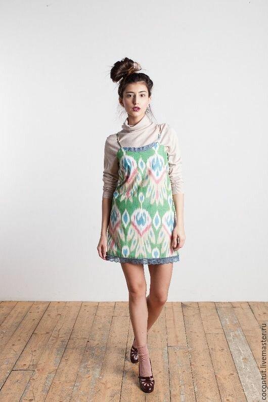 28f72895c0b ... Шёлковое платье в бельевом стиле - купить или заказать в интернет- магазине на Ярмарке Мастеров