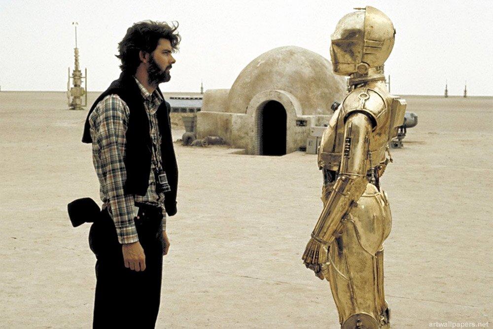 фото из фильма звездные войны