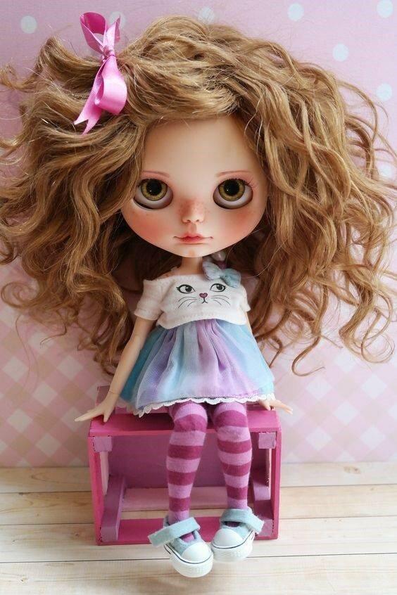 дом девчачий картинки с куклами рецептов выпечки черникой