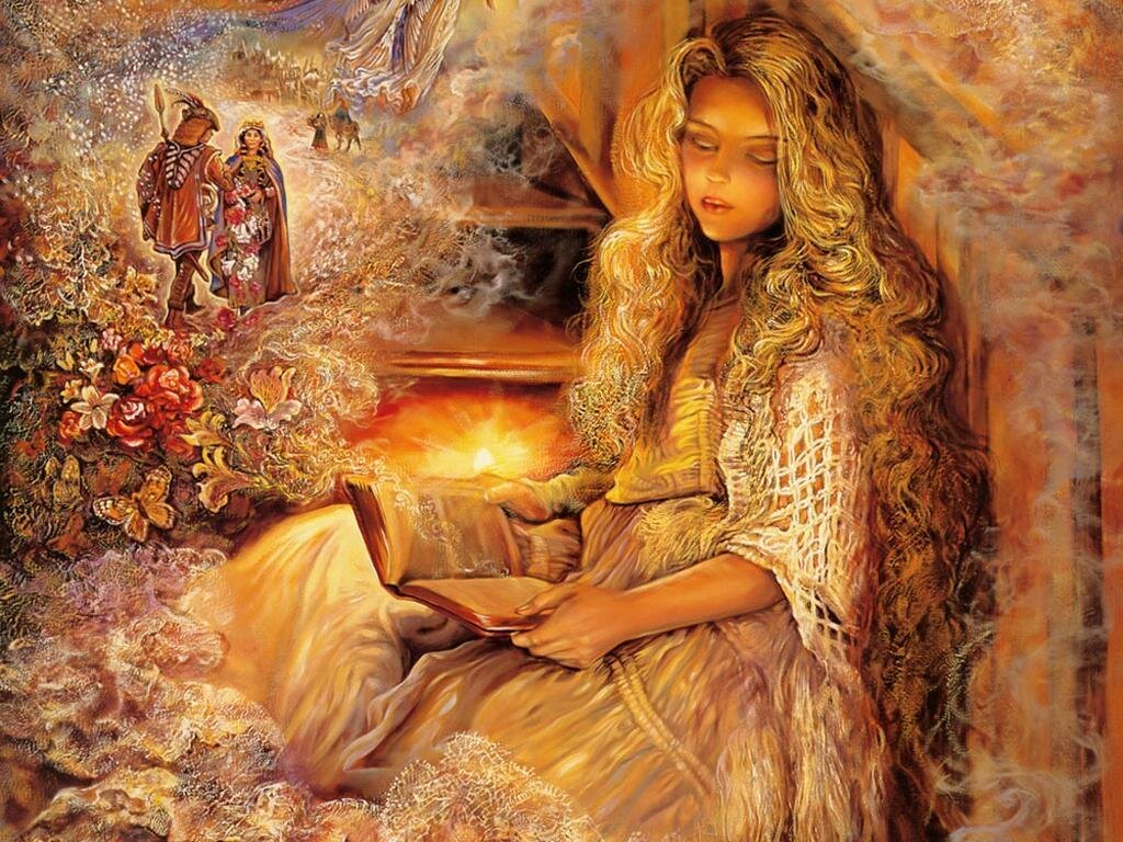 Картинки жозефины уолл