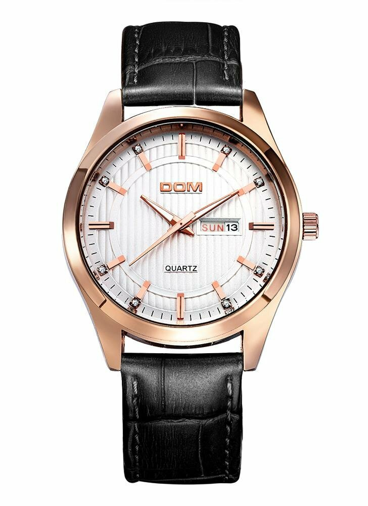 8725cd95 Мужские часы DOM. Эксклюзивные Мужские Часы Официальный сайт 🛒  https://shortm.