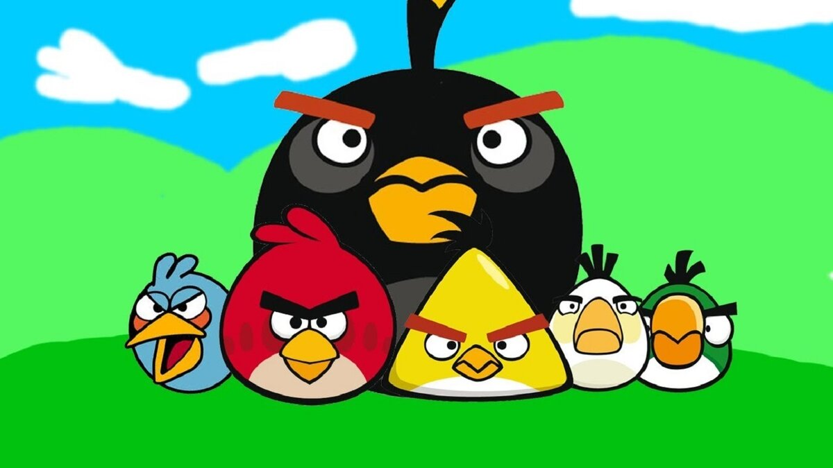 Картинки птички игра