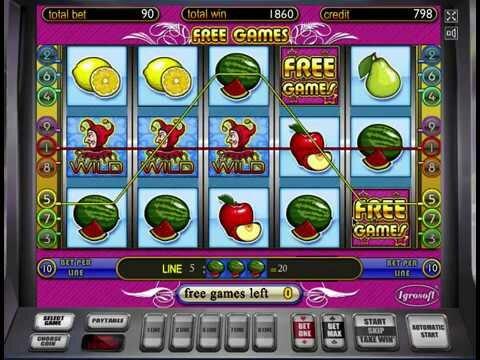 Игровые автоматы острова