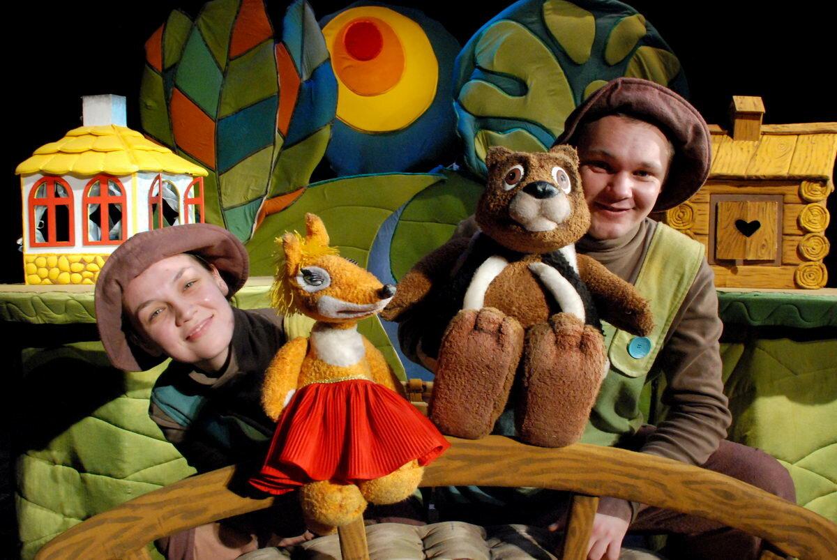 кукольный театр фото картинки описаны подробные правила