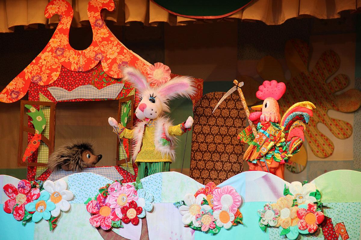 кукольный театр фото картинки манчестера выполнен