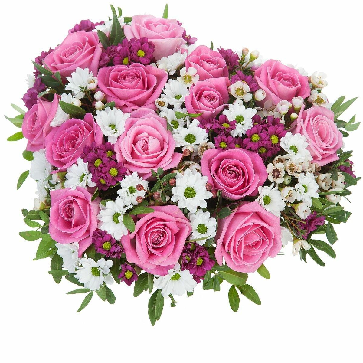 Леса гиф, открытки красивых цветов букетов
