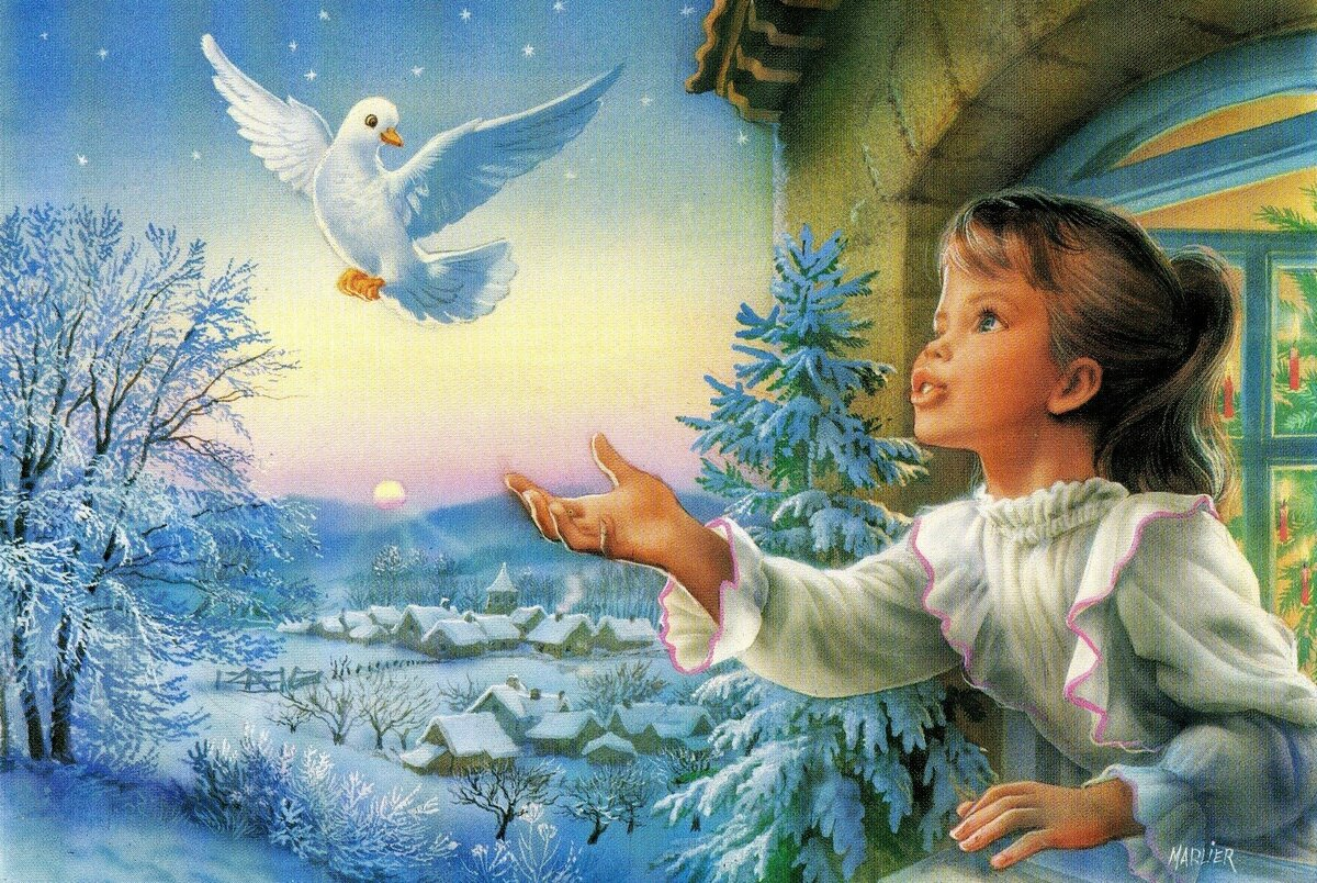 С рождеством христовым картинках