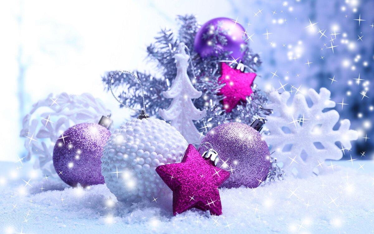 Новогодние картинки красивая