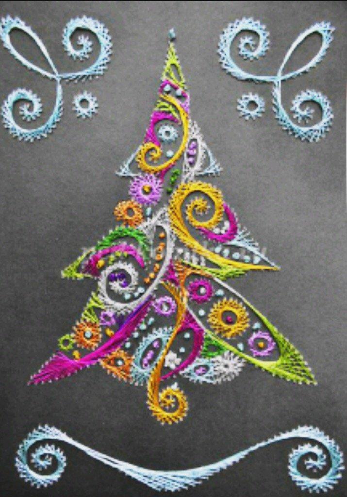 Новогодние открытки изонить схемы, любимой женщине спокойной