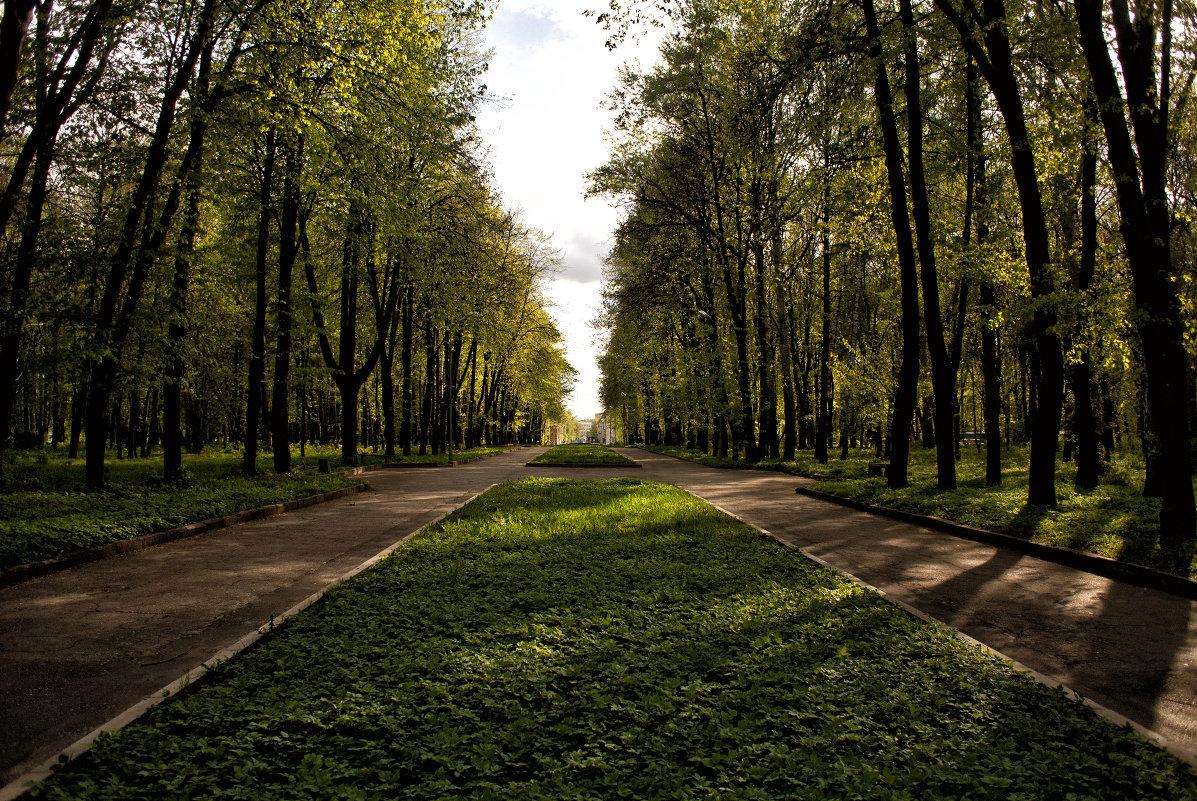 Картинка парки рязани