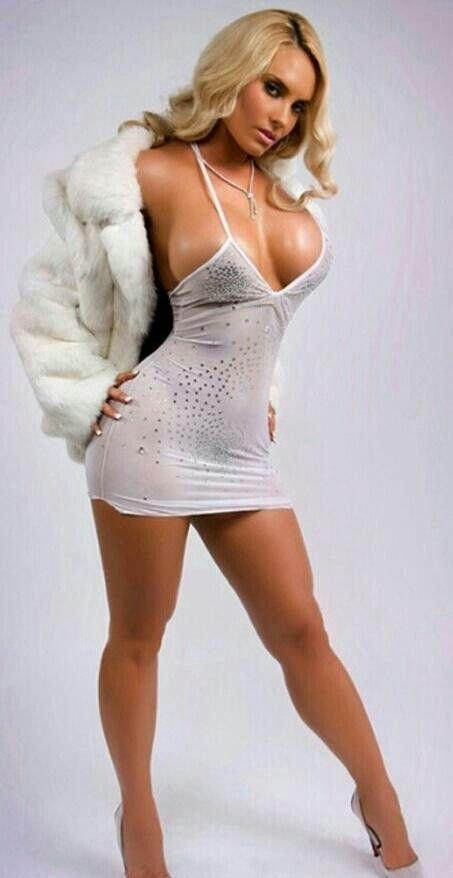 Nicole Coco Austin sexy dress Pinterest