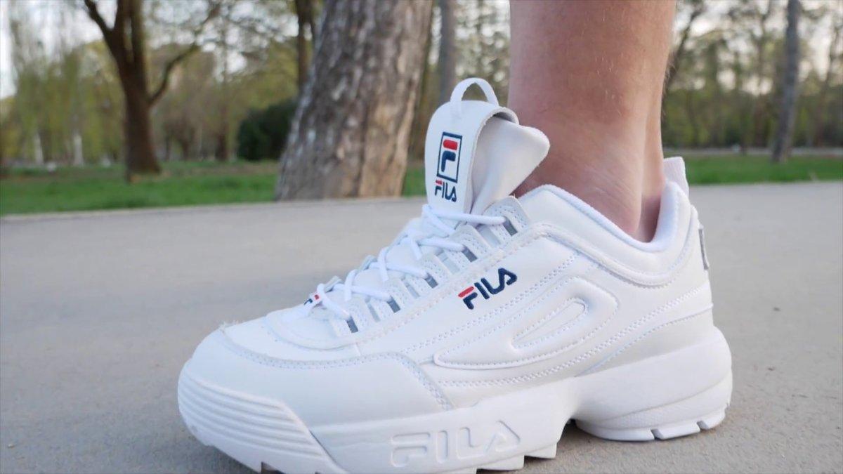 Кроссовки FILA Disruptor II Sneaker. II Официальный сайт 🛡 http   bit c20a1538c5f2d