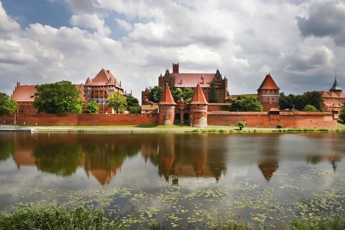 Тракайский замок в литве фото прогноз