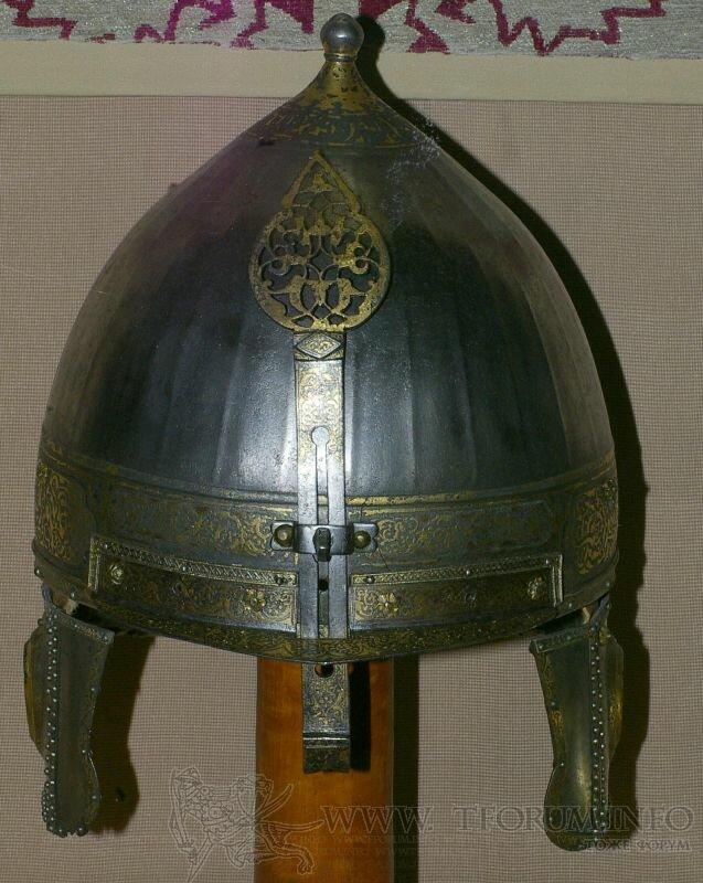 сердечно шлем шишак фото нерки
