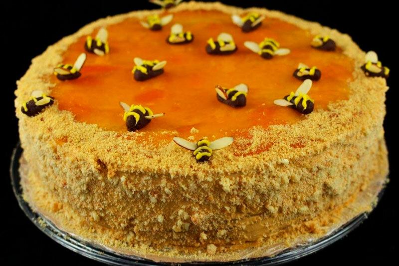 как оформляется торт пошаговый рецепт с фото кормили когда
