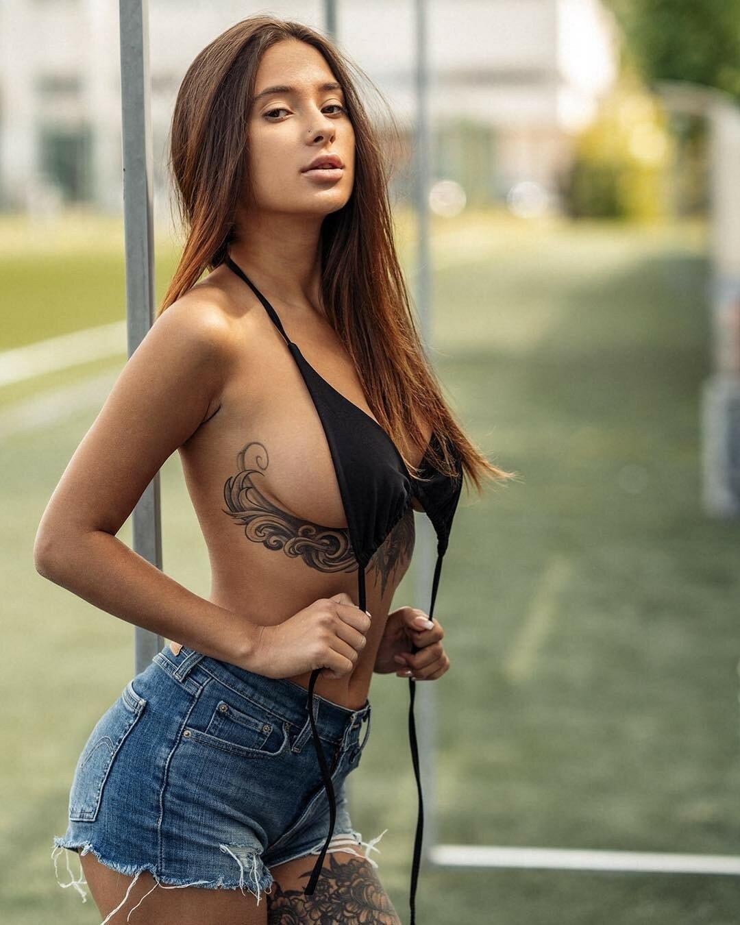 Kristina Shcherbinina Nude Photos 82