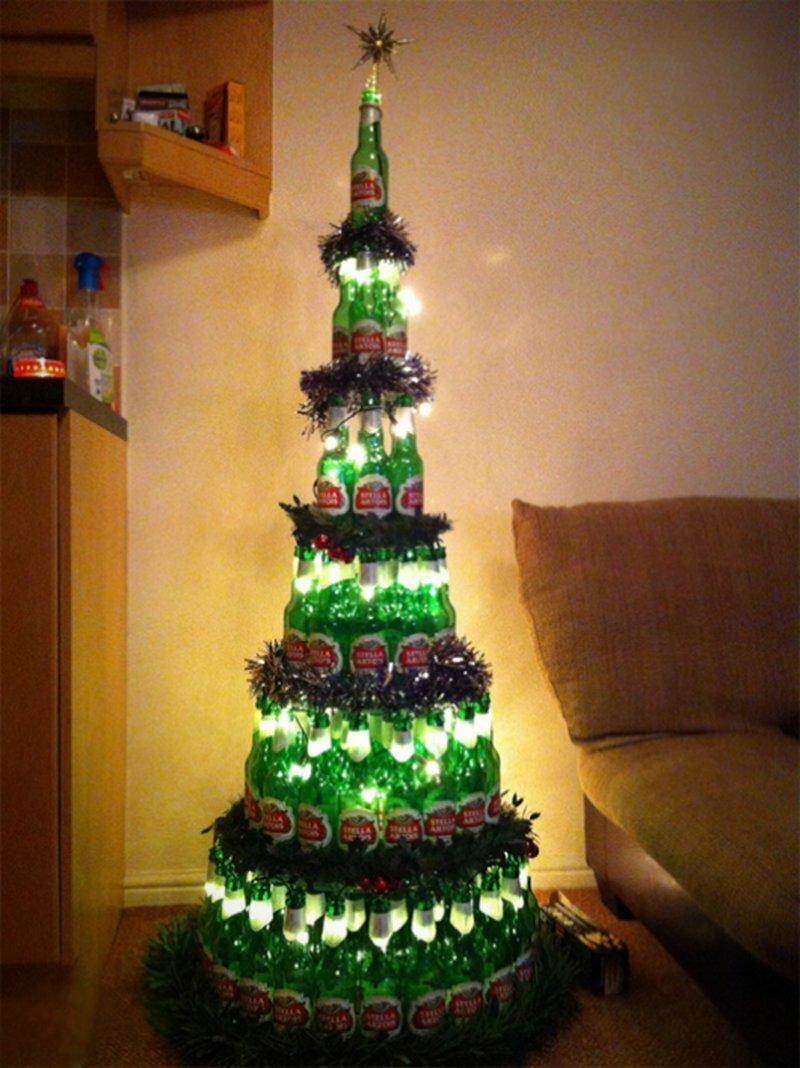 пиво :: Новый Год :: елка / смешные картинки и другие прикол ...