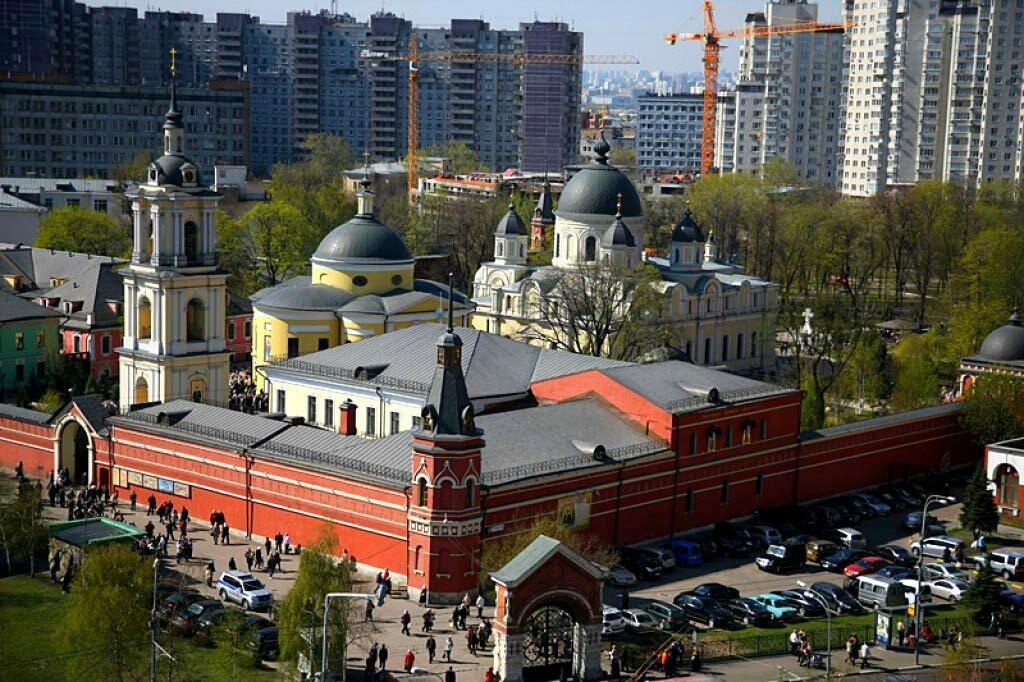 фотографии покровского монастыря временем сам должник