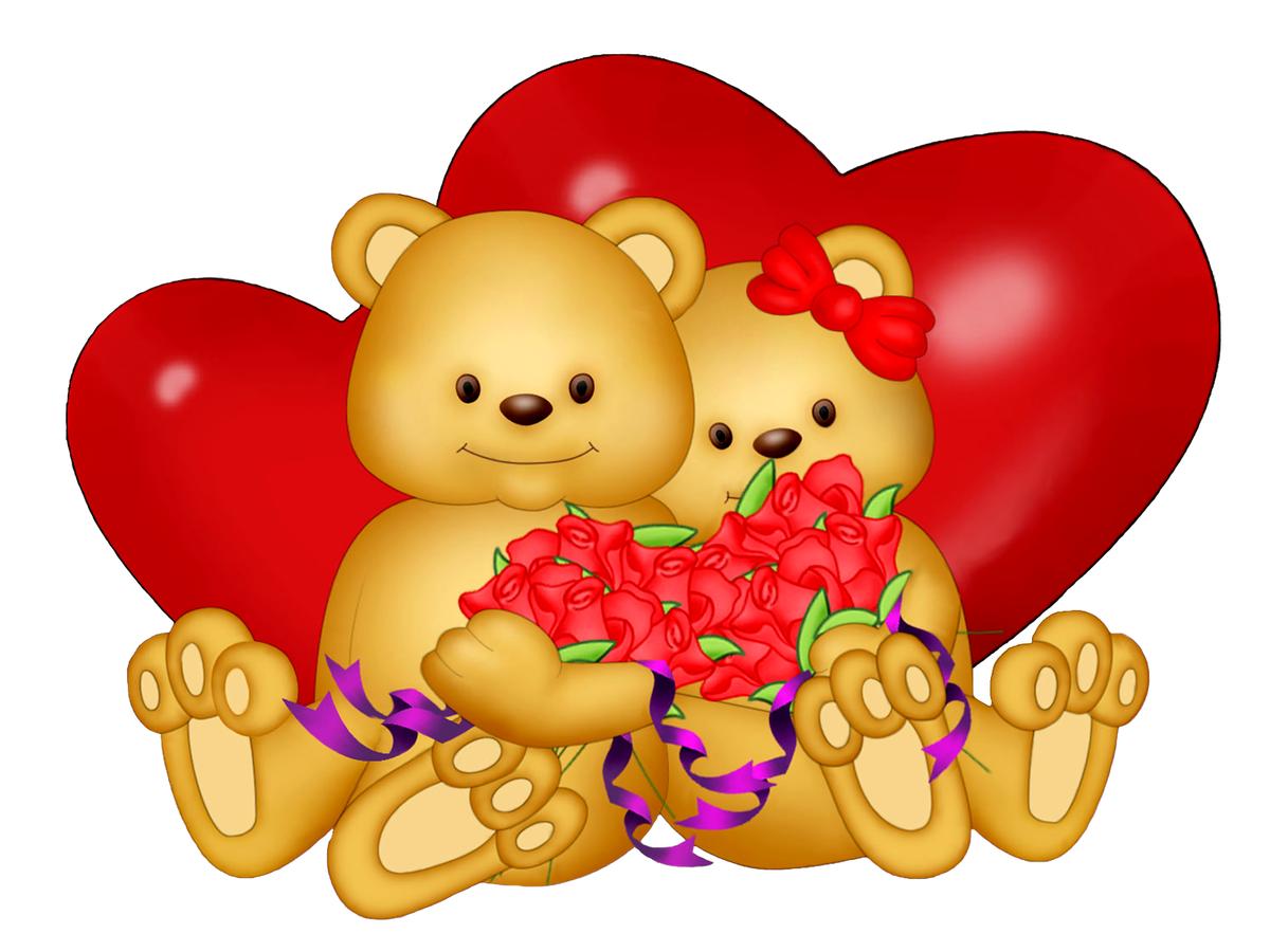 Открытка медведя о любви, картинки грустными надписями