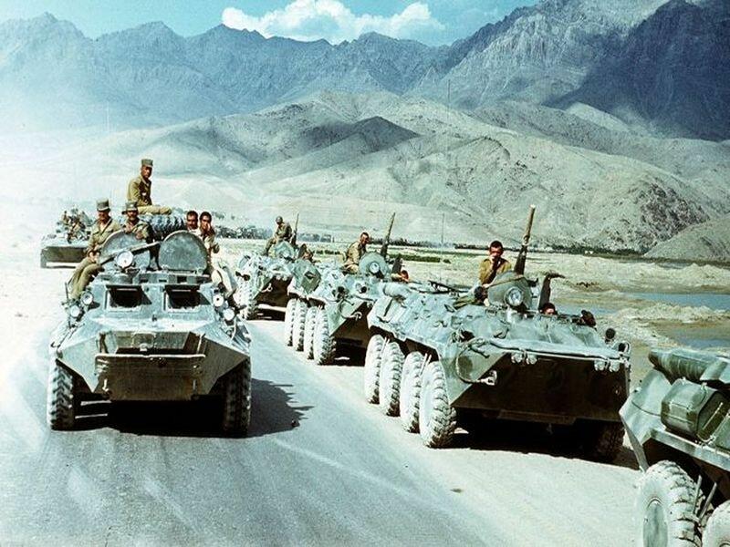 Воины афганцы картинки