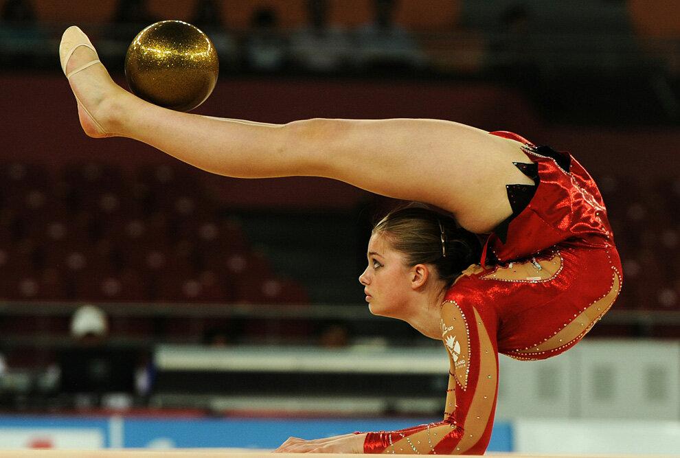 картинки про спорт гимнастика