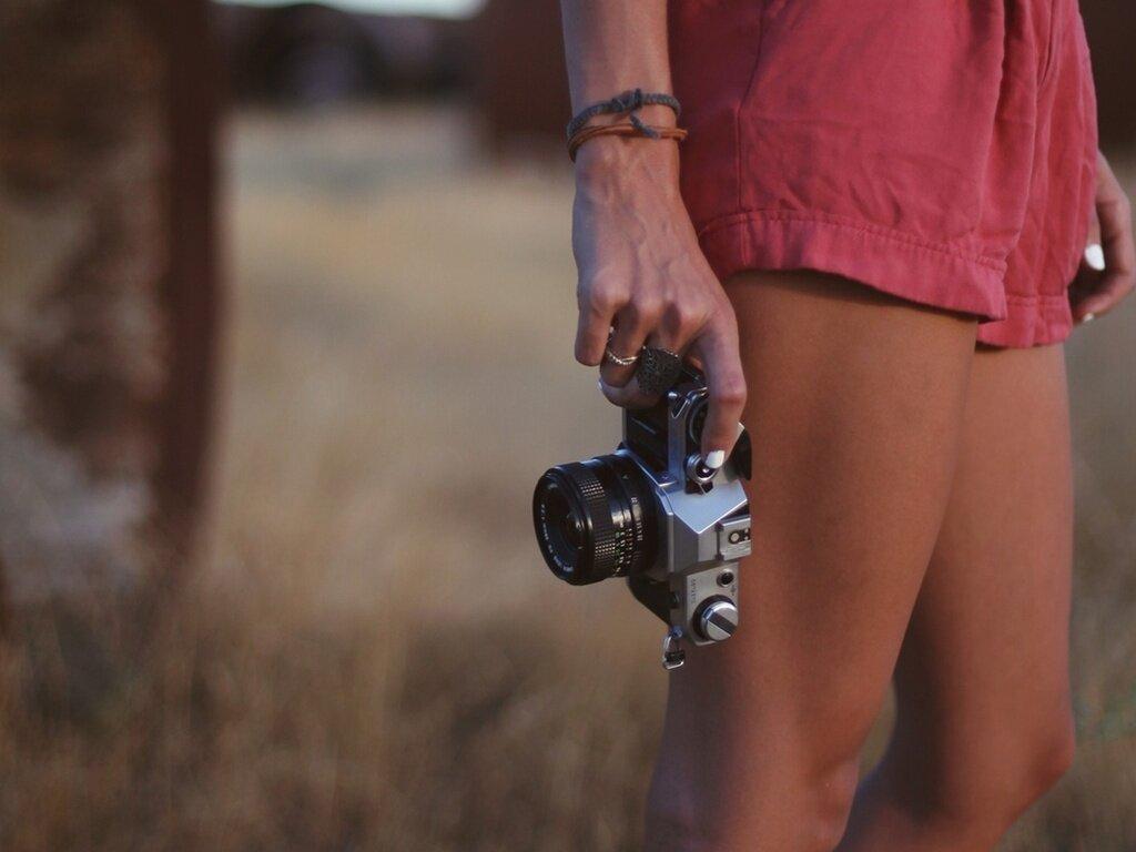 фото с найденных фотоаппаратов на пляже очень хорошо
