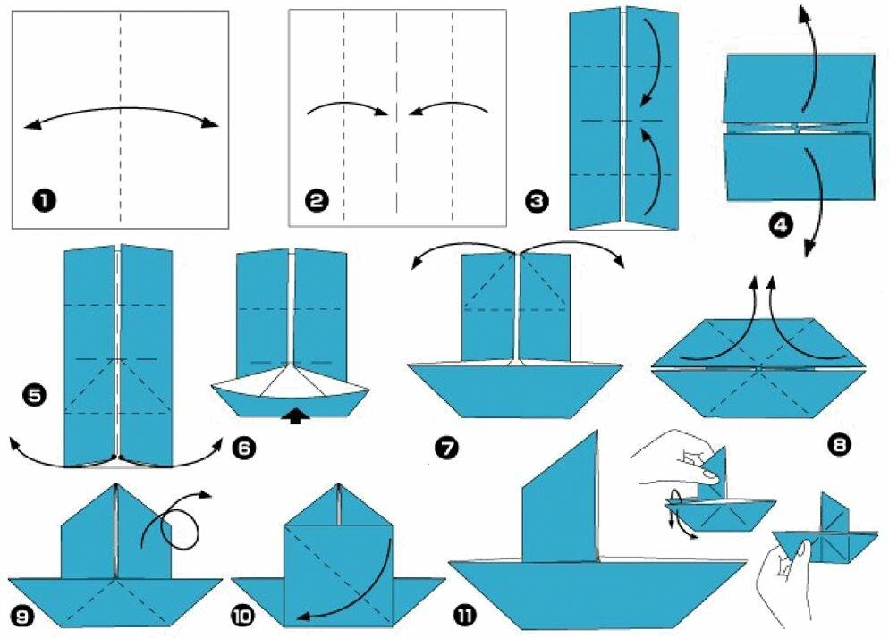 Словами, оригами открытки из бумаги для начинающих