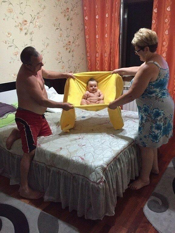 Днем рождения, в гостях у бабушки картинки приколы