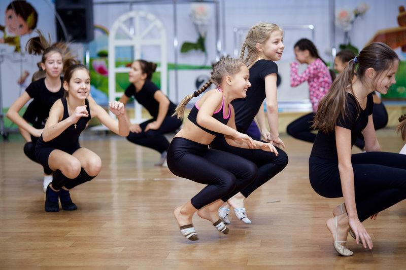 Танцевальная тренировка в декабре 2018. Суббота 15-00