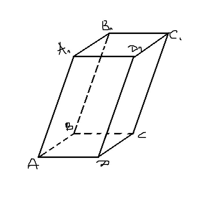 название картинки наклонная треугольная призма способны
