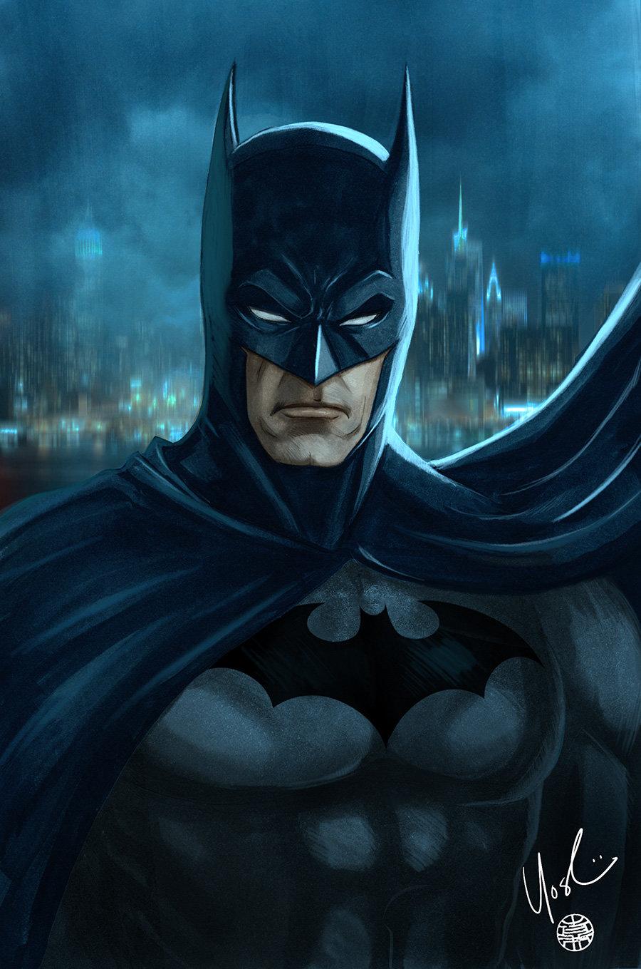 картинка задай мне вопрос с бэтменом мог