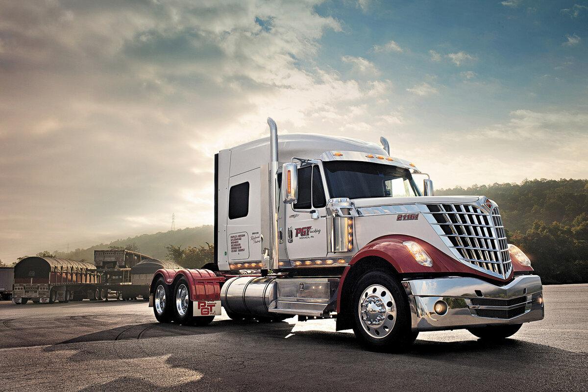 Большие картинки грузовики
