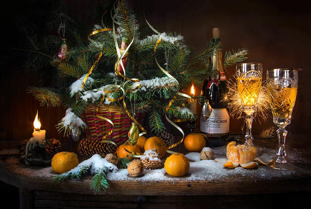 новогодние поздравления за столом цены