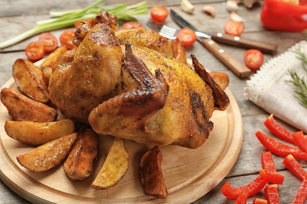 Блюда из мяса гуся рецепты с фото