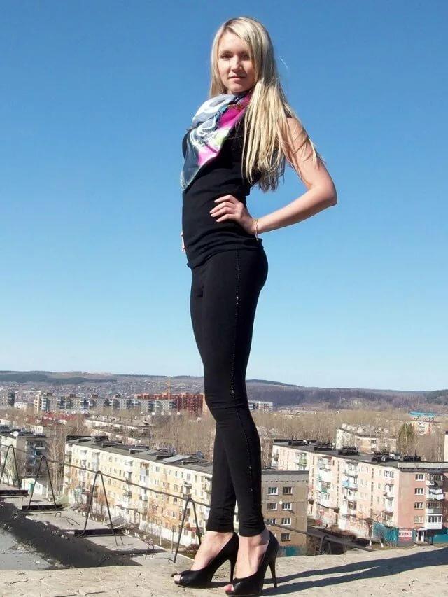 блондинки фото из соцсетей - 2
