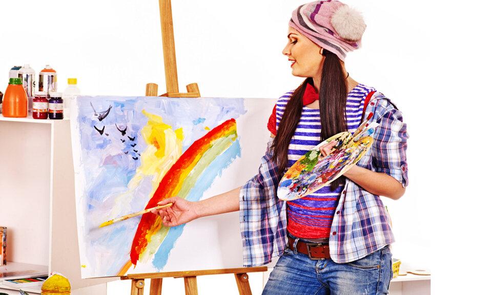 города картинка или рисунок профессии художник наиболее сложная