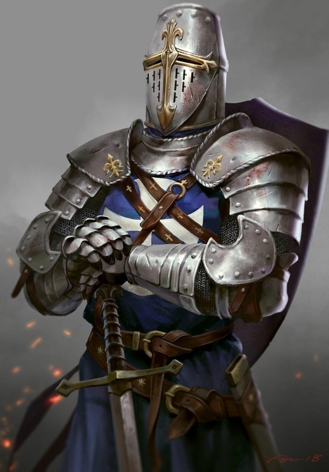 Картинки средневековье рыцари, города пермь