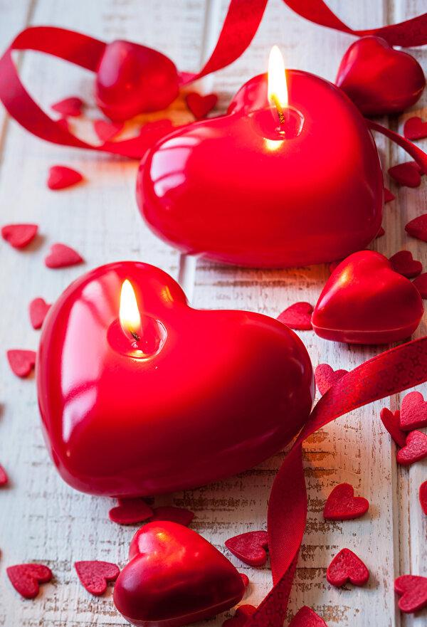 красные картинки с днем святого валентина больше фото готовых
